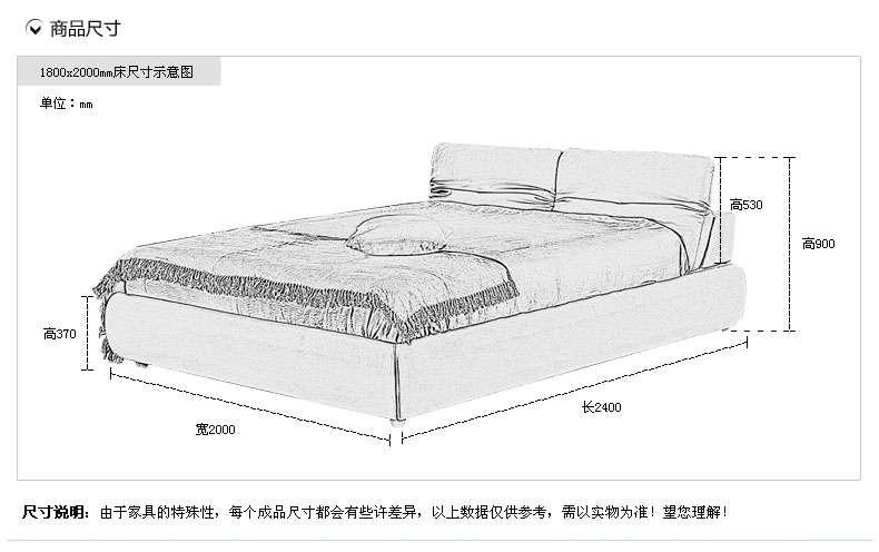 软床木架结构图